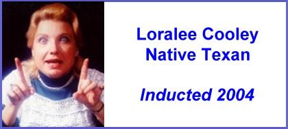LoraleeCooley-PresentationPlacque